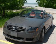 Epitome Audi TT Roadster [ 2001 Nimbus Gray + Optik Baseball Stitch + 6 spd + 225HP ]