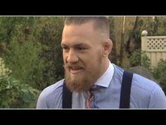 Conor McGregor Funny Interview!