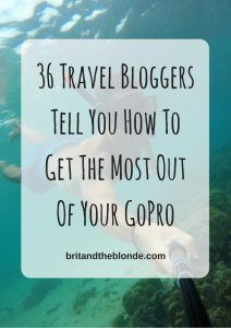 36 Travel Bloggers T