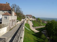See Top Sights in Wall-Enclosed Langres