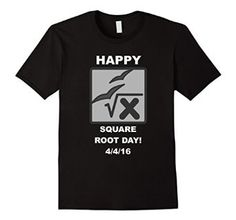 Happy Square Root Day 4/4/16!