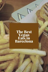Vegan Guide to Barcelona Pin2