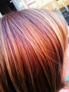 new color for Jessica W....played with chocolate.reds and citrus shades...yummo!