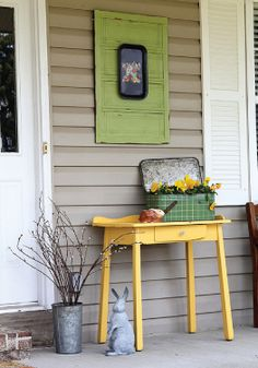 When you are looking for Cheap Spring Porch Plans you are in luck. There are many sources of Cheap Spring Porch Plans that can give you a great opportunity to build a beautiful Porch for a fraction of the cost… Continue Reading → Primitive Homes, Decor, Porch Wall, Porch Wall Decor, Country Porch, Spring Porch Decor, House With Porch, Home Decor, Porch Design