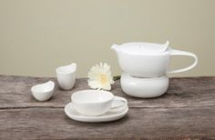 #Modern #TeaParty with our Urban Nature Tea collection