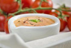 Tomaten-Dip - Rezept