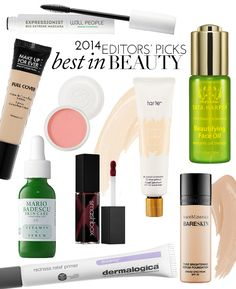 2014 Editors' Picks: Best In Beauty | theglitterguide.com