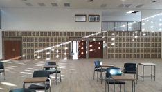 EWC College Tembisa Campus Laser Cut Wood Veneer Absorption Panels