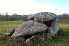 Haroldstown Dolmen, County Carlow, things to do in Carlow, Carlow Heritage, Irish history, Irish archaeology