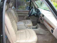 Click the image to open in full size. Ford F150 Interior, Bucket Seats, Car Seats, Image, Bucket Chairs