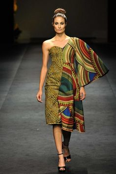 Latest modern african fashion looks 4480 African Fashion Designers, African Inspired Fashion, African Print Fashion, Africa Fashion, African Fashion Dresses, African Attire, African Wear, Ethnic Fashion, African Women