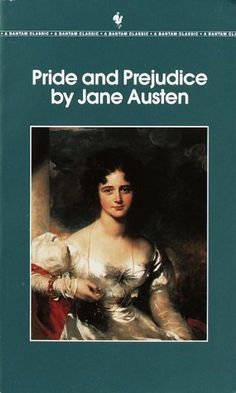 Pride and Prejudice - The entire time I read this I could just picture Colin Firth as Darcy, my fav actor.