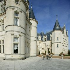 The Chateau de Mirambeau, a Relais & Châteaux property, is located where the vineyards of Bordeaux and Cognac meet. Food- and wine-lovers can visit during the Bordeaux Wine Festival (June 28–July 1), but it's easy to celebrate French gastronomy without leaving the castle at all. The property's chef, Maxime Deschamp, fills his menus with food fresh from local markets, the sea, and the Gironde estuary.