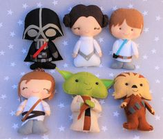 Kit Star Wars de Pittitus en Etsy