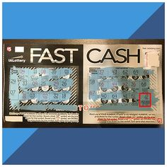 Winner News 2020 Pinch Me, Fast Cash, Winning The Lottery, Have You Tried, I Win, Clams, Ticket, Mystic, Washington