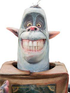 Animation Art:Maquette, The Boxtrolls Sweets Original Animation Puppet (LAIKA,2014).... Image #3