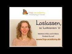 Hochsensibel - Loslassen, die 5 Geheimnisse - YouTube