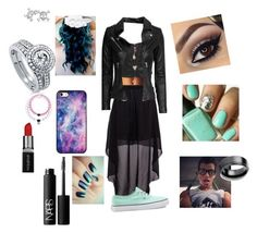 """""""Surprising Taylor at the airport"""" by cmsvball19 on Polyvore featuring Full Tilt, BlissfulCASE, IRO, Smashbox, NARS Cosmetics, BERRICLE, Bling Jewelry, Panacea, Vans and women's clothing"""