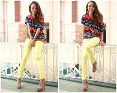 I adore colors!