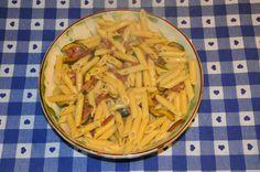 Zin in een bordje pasta? Kijk voor het recept op de facbook pagina van Tuttavia.