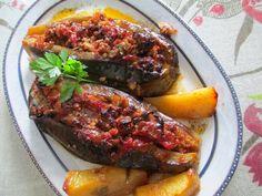 Παπουτσάκια υγείας Πιο υγείας δε γίνεται καθώς τα λαχανικά ψήνονται ωμά στο φούρνο. Ούτε τηγάνι, ούτε τσιγάρισμα.