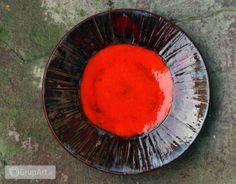 Grupart.pl - Patera ceramiczna mandaryn - Wnętrze - Ceramika Plates, Tableware, Licence Plates, Dishes, Dinnerware, Griddles, Tablewares, Dish, Place Settings