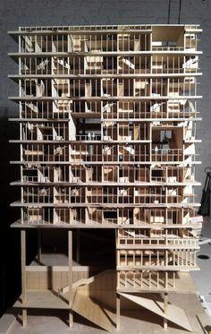 New Housing Prototypes,New York  Rafi Sega