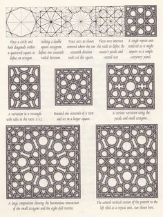 Pattern as Cosmology in Islamic Geometric Art: Section 2