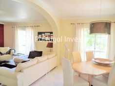 Sala de estar e Sala de jantar - Moradia T4, Bemposta, Portimão, Portugal Investe