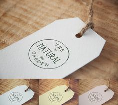 Realistic label tag mock-up to show off your latest design. The PSD comes with smart objects and 3 effects.