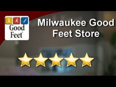 #goodfeetreviews Milwaukee Good Feet Store 5 Star Review by Bonnie D.