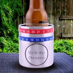 Keep your beverage cold and remember the score...
