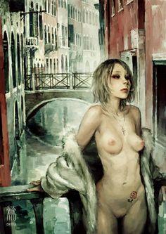 venice prostitute by cellar-fcp on deviantART