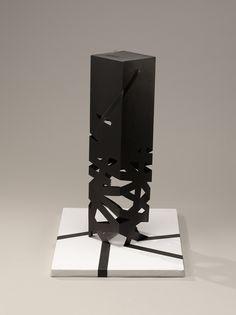 #BW #BN #blackandwhite black white art.kawai-juku.ac.jp works files 2015_n_dk00009 hr_n_dk00009.jpg Paper Engineering, Abstract Sculpture, Sculpture Art, Arch Model, Black White Art, Facade Architecture, Graffiti Characters, Ap Art, Design Model