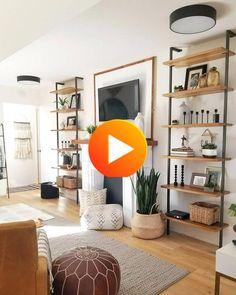 #huisdecoratie #decorideeën in 2020 Small living room decor Furniture design living room