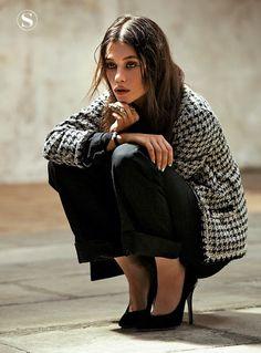 styledeityinathens: Street Style - Astrid Berges Frisbey