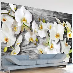 Fototapet - Callous orchids III #wood #flowers #orchids #plants #příroda #tapet #wallpapers #wallpapersticker #wallpaperstiker #wallmural #wallmurals #wallmuraldesign #wallmuralart #wallmuralscenery #glix #decor #acasa #wallart #wallartdecor #wallarts #wallartprint #wallartofphotography #wallartdesign #homedecor #homedecoration #Home #homesweethome #homedesign #homestyling Wall Murals, Graffiti, Vibrant Colors, Table Decorations, Wallpaper, Products, Thermal Insulation, Tack, Prints