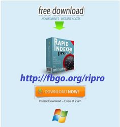 Get Rapid Indexer Software For Free
