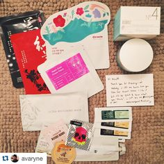 "#haulspiration? I'm looking forward to hearing what everyone thinks about the #Acwell Aqua Clinity cream! #Repost @avaryne with @repostapp. ・・・ our office assistant, today: ""if I had a dollar for every package I gave you...""   I usually don't make haul posts, but I'm so happy by my experience with @melodycosme! rumour has it that they personally test everything before launching it on their shop -- now that's what I call curation! thank you so much for the generous amount of samples!"