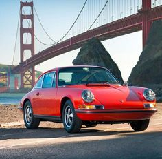 Recently, we came across a pristine Tangerine on Black 1970 Porsche 911E for sale with particularly interesting roots, and wanted to shed some light on its unique history. But first, a quick overview on the history of the E and some information about the project for interested parties.