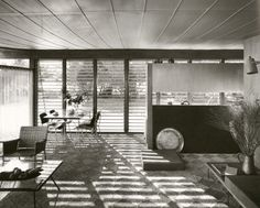 Paul Rudolph - Cocoon House - mid-century architecture