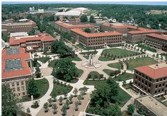 The best college campus there is!