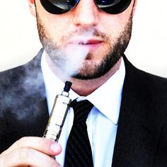 Keepin' it classy with the ThermoVape portable vaporizer Portable Vaporizer, Fab Life, Tech Accessories, Vape, Mens Sunglasses, Classy, Shades, People, Style