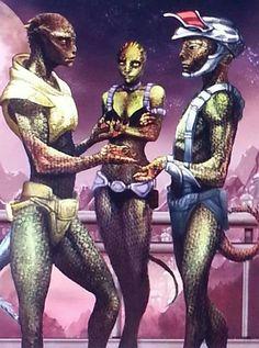 "reptilian-hybrid: ""A negotiation of some sort "" Types Of Aliens, Aliens And Ufos, Ancient Aliens, Alien Creatures, Fantasy Creatures, Alien Female, Reptiles, Arte Sci Fi, Dragons"