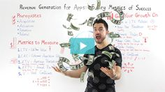 How do mobile applications generate revenue? In this episode we take a look at the 5 success metrics that you can track to understand where your revenue is coming from