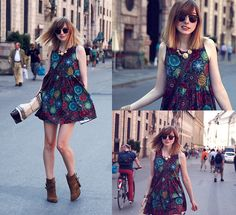 Dress - A little boho - Jana Wind