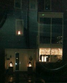 Mijn huis in kerstsfeer