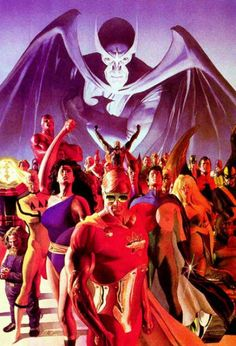 Squadron Supreme by Alex Ross
