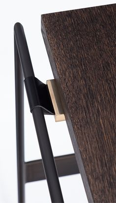 Detail of side table by Caste Design