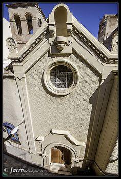 Iglesia Santo Domingo. Cartagena